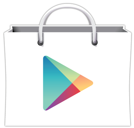 6 Google Play Store Icon Images