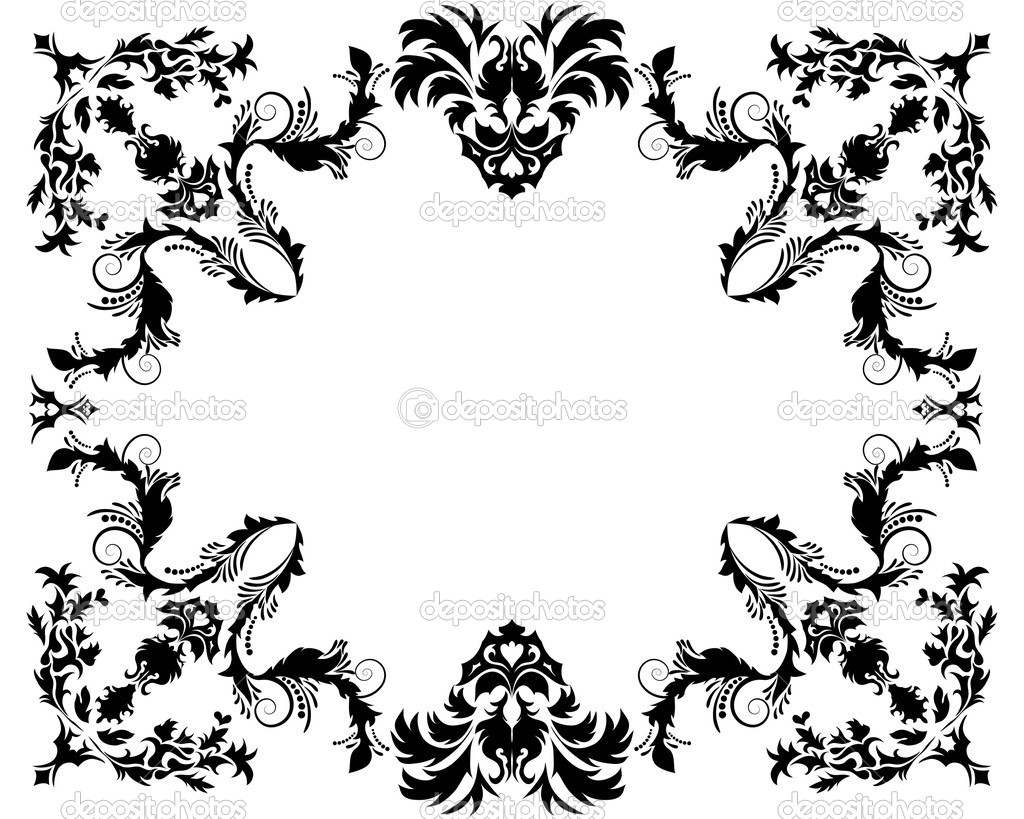 frame clip art related keywords suggestions gothic frame clip art