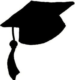Graduation Cap Clip Art Free