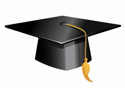 Graduation Cap Vector Free