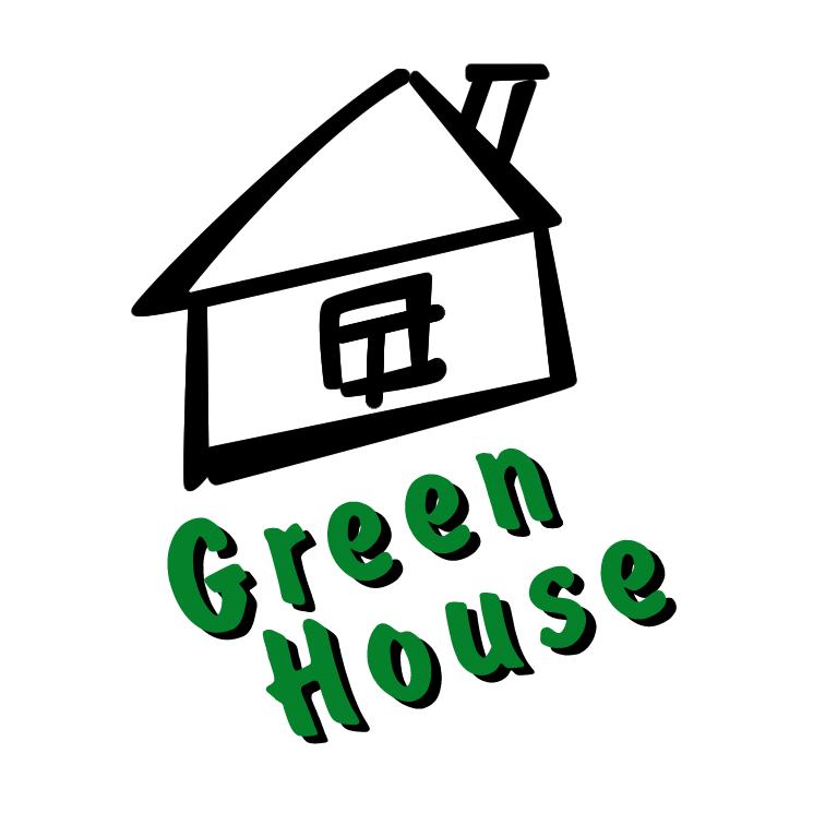 Greenhouse Logo Vector