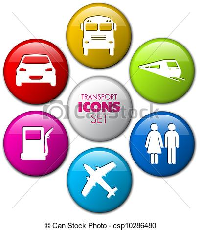 Icon Clip Art Transport Train