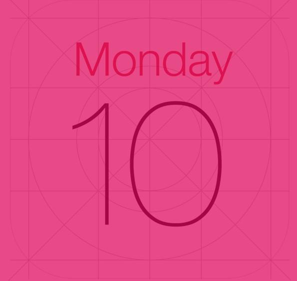 iOS 7 Icon Template