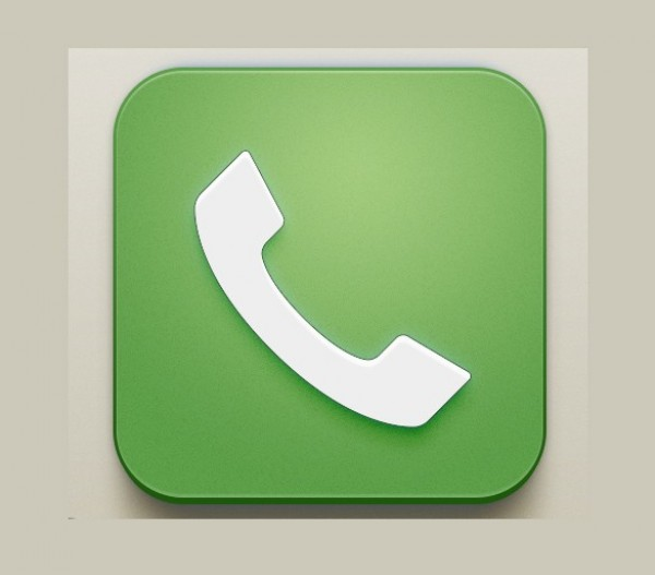 iOS Phone Icon