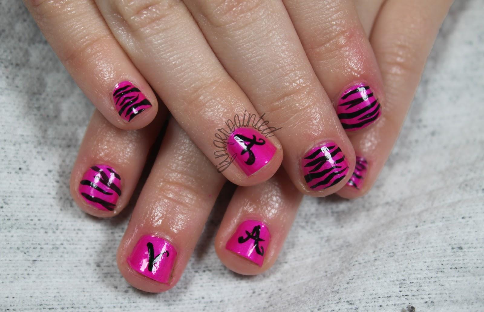 Фото арт дизайна на ногтях