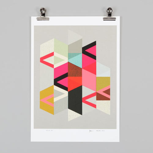 Modern Graphic Print Design