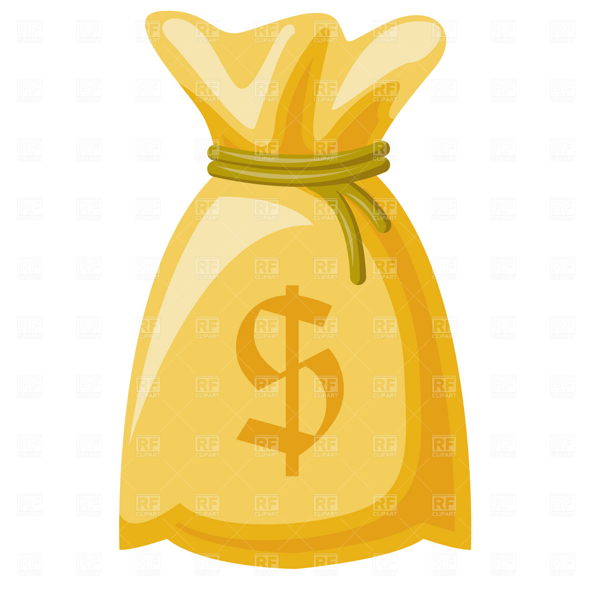 Money Sack Clip Art Free
