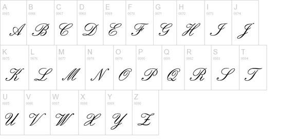 English Alphabet Cursive Writing Practice - Coffemix