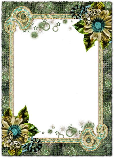 Photoshop Frames Template