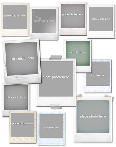 Photoshop picture frame template zrom maxwellsz