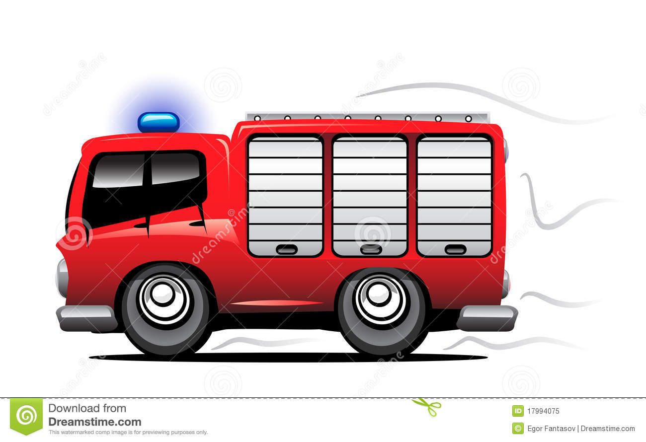 Royalty Free Fire Truck