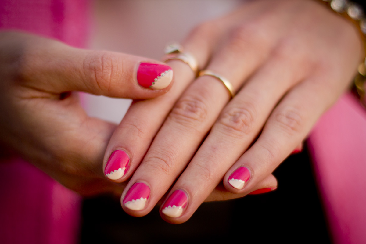 12 Easy To Do For Short Nails Nail Designs Images