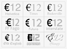 Swedish Currency Symbol