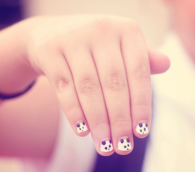 12 Cute Easy Do Yourself Nail Designs Images