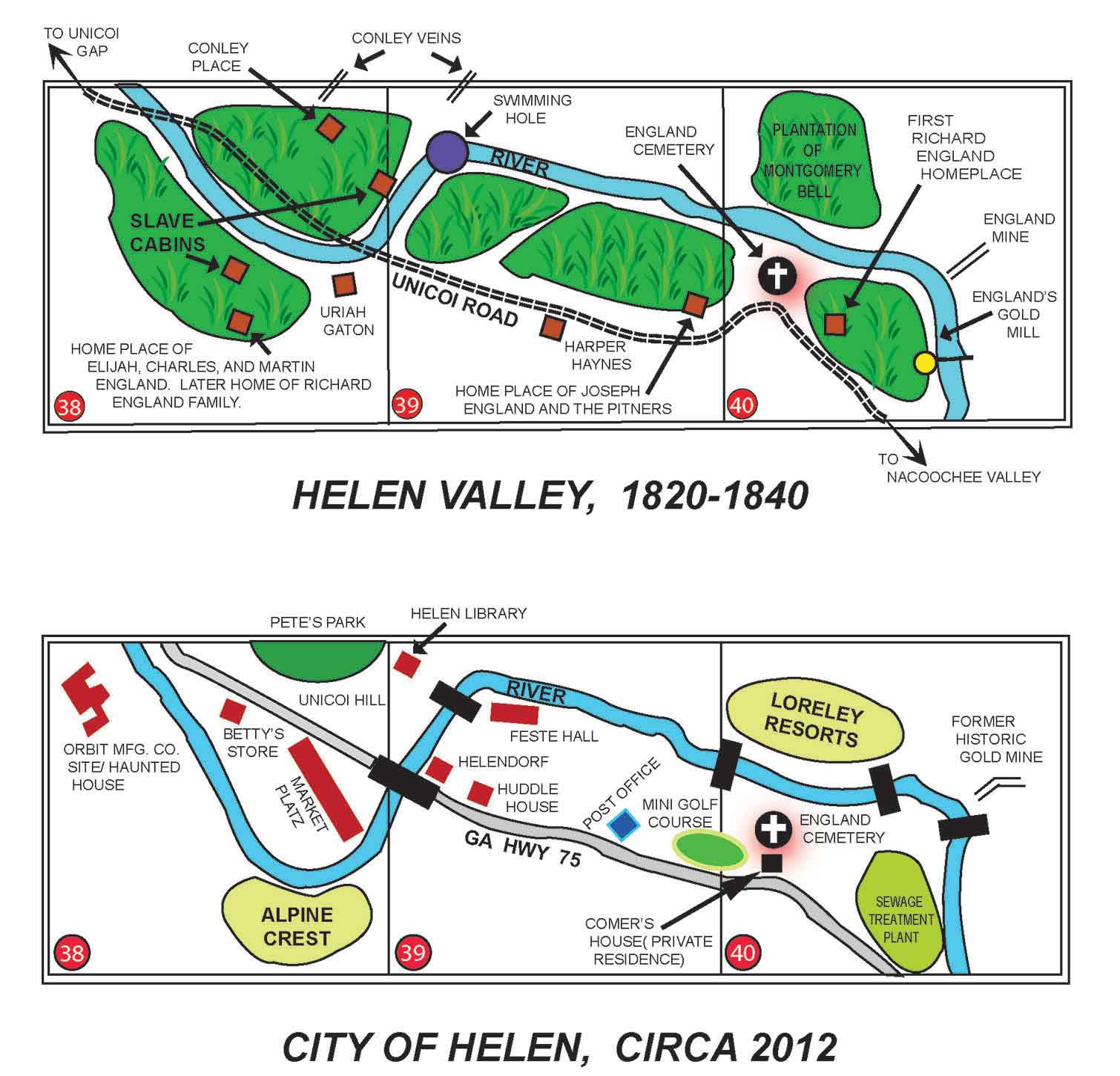 Map Of Georgia Helen.9 Font Georgia History Images Georgia Font Free Svg Font Files