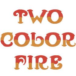 8 Fire Font Color Images
