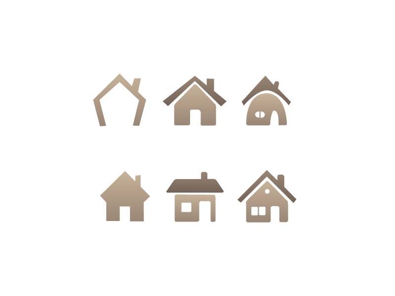 14 Free Home Vector Icon Images