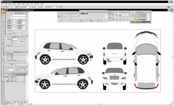 10 Car Wrap Design Templates Images