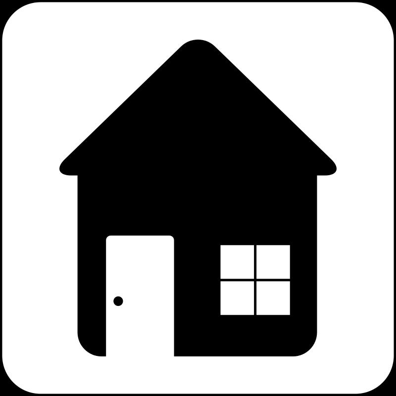 White House Black Icon