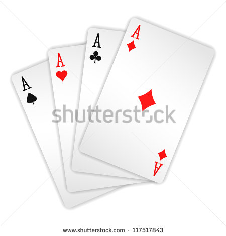 Ace Playing Card Clip Art