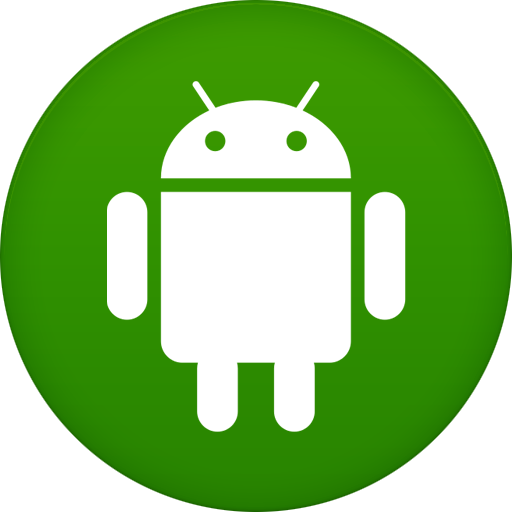 12 Circle Android -App All Icon Images