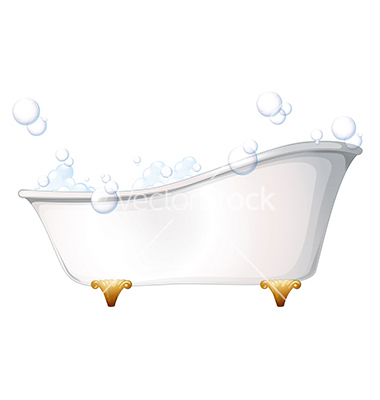 11 Bath Tub Vector Images