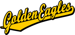 Black and Gold Eagles Logo
