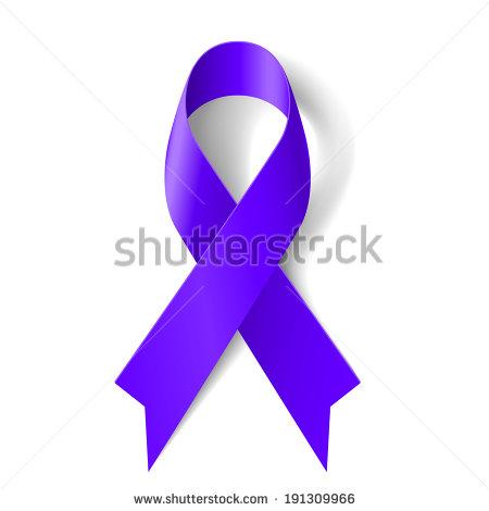 13 Domestic Violence Awareness Ribbon Vector Images