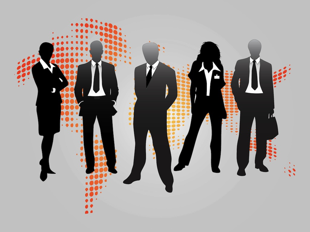 Business People Graphics Free