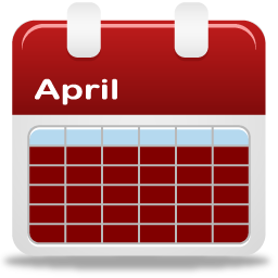 16 Month Calendar Icon Images