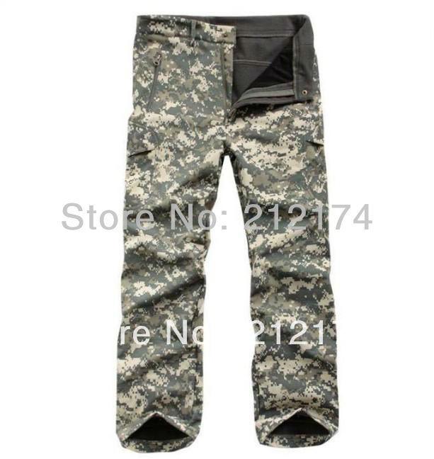 Camo Hunting Pants Men
