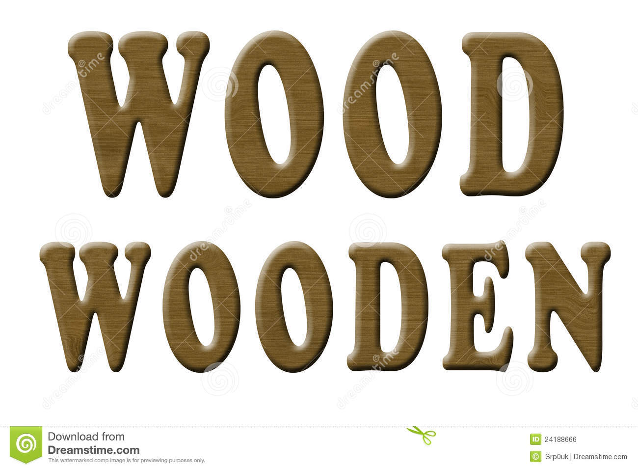30 Awesome Examples of Free Wood Font