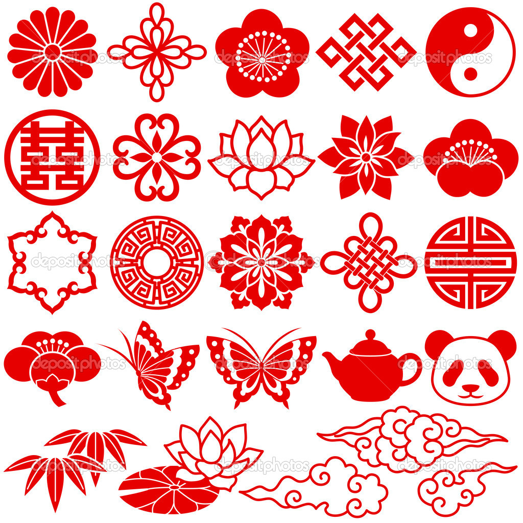 Chinese Decorative Vector