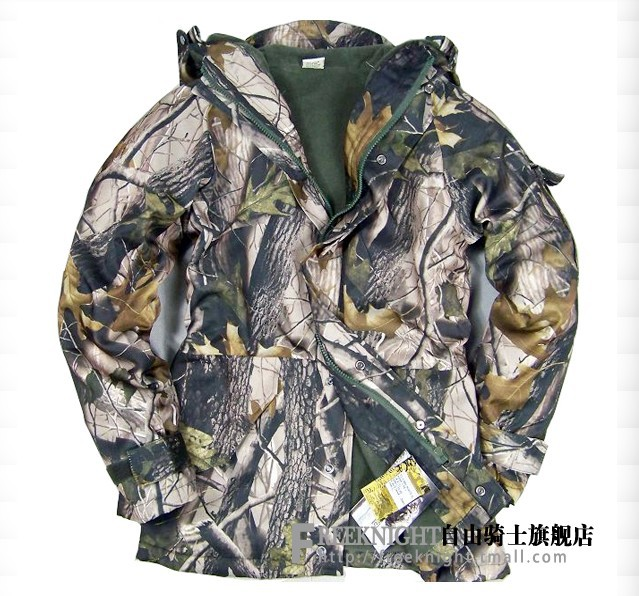 Cool Camo Hunting Jackets