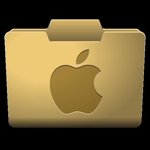14 Mac Folder Icons Free Images