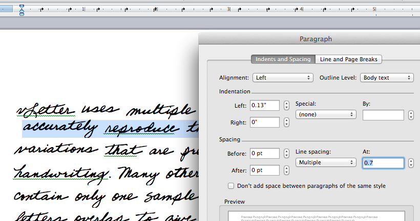 how to add a new font in word