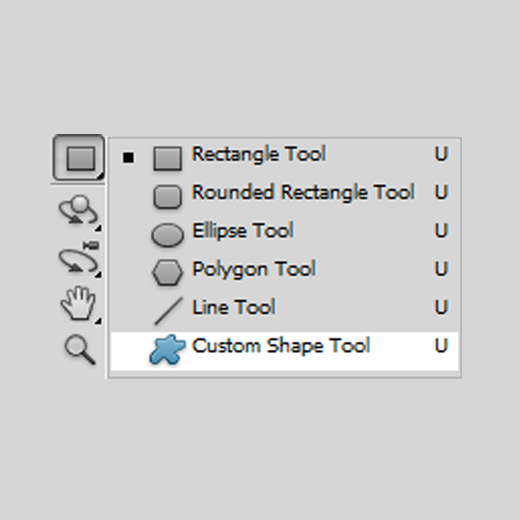 11 Photoshop Custom Shape Tool Images