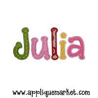 Cute Alphabet Fonts for Girls