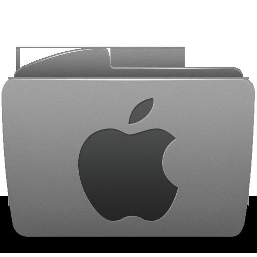 16 Apple Folder Icons ...