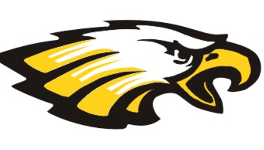 Eagle High School Football Logo