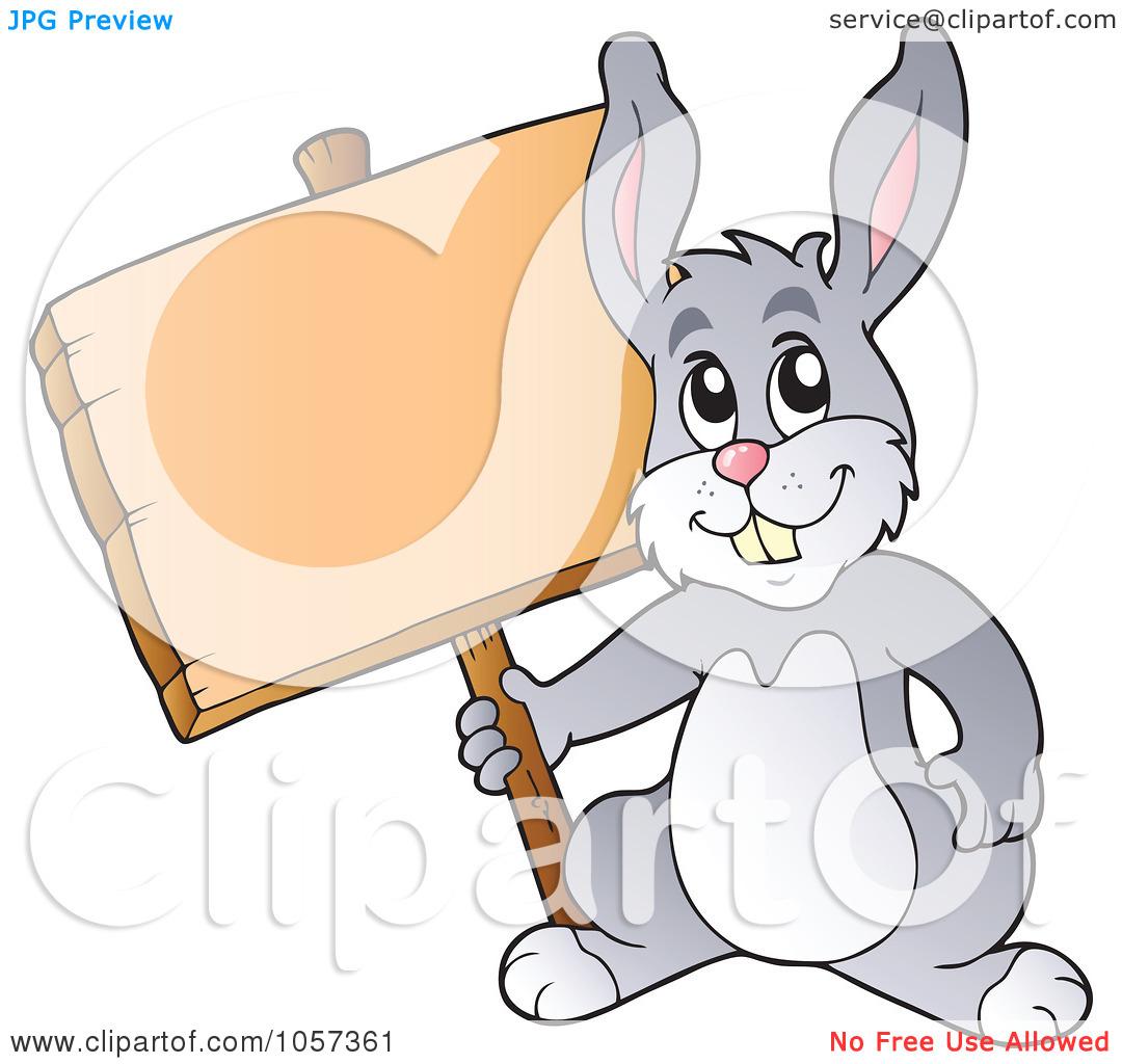 Easter Bunny Clip Art