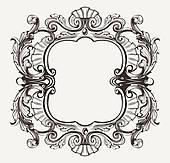 Elegant Ornate Cross Clip Art