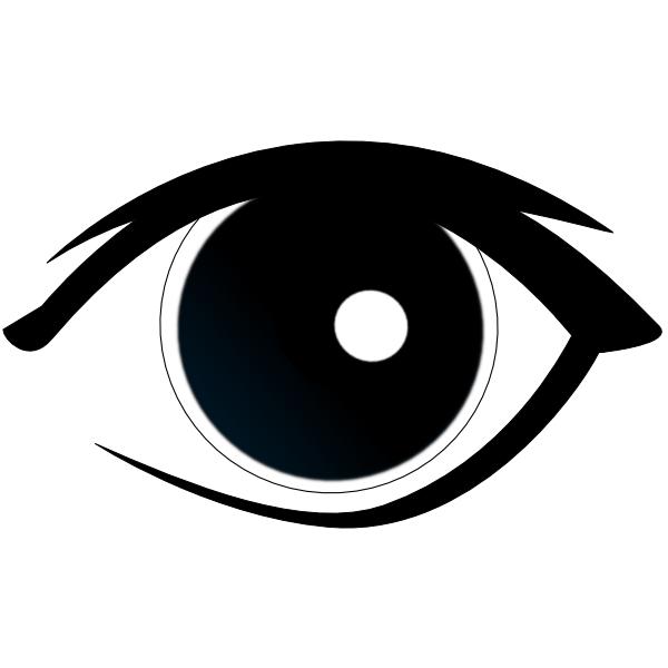 13 Eye Vector Art Images