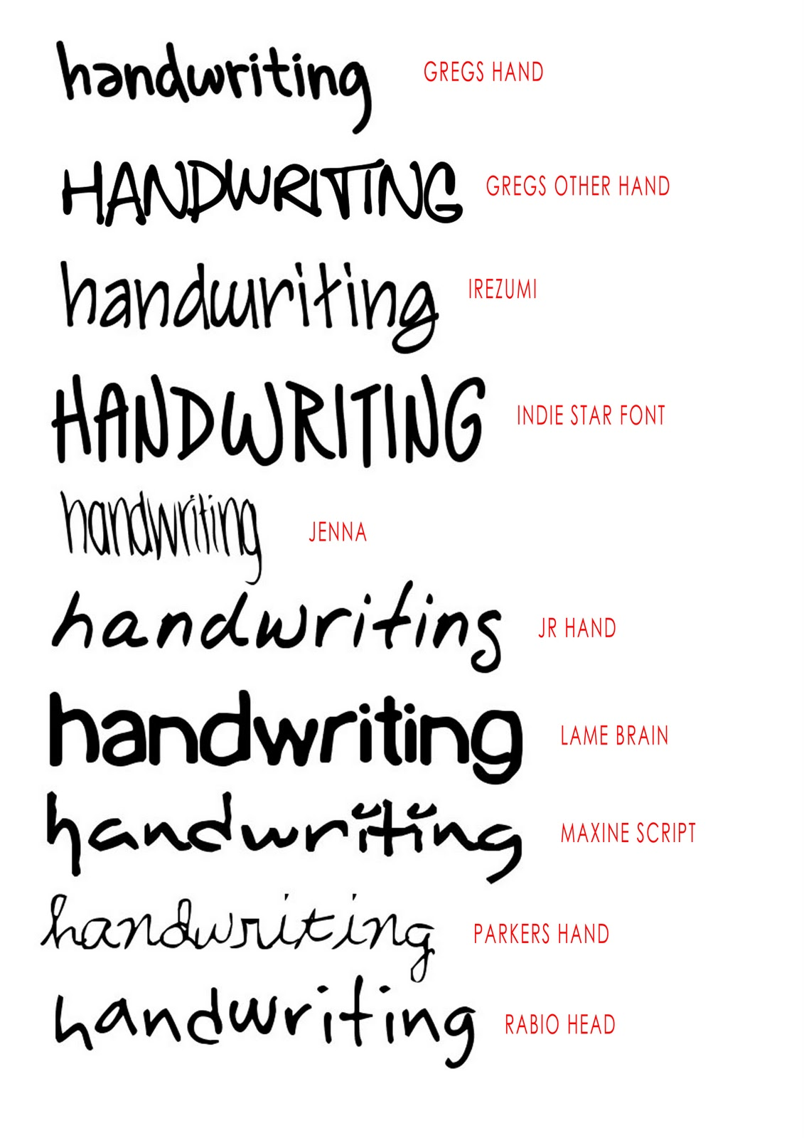 14 handwriting fonts for word images handwriting font on word cursive handwriting fonts and. Black Bedroom Furniture Sets. Home Design Ideas