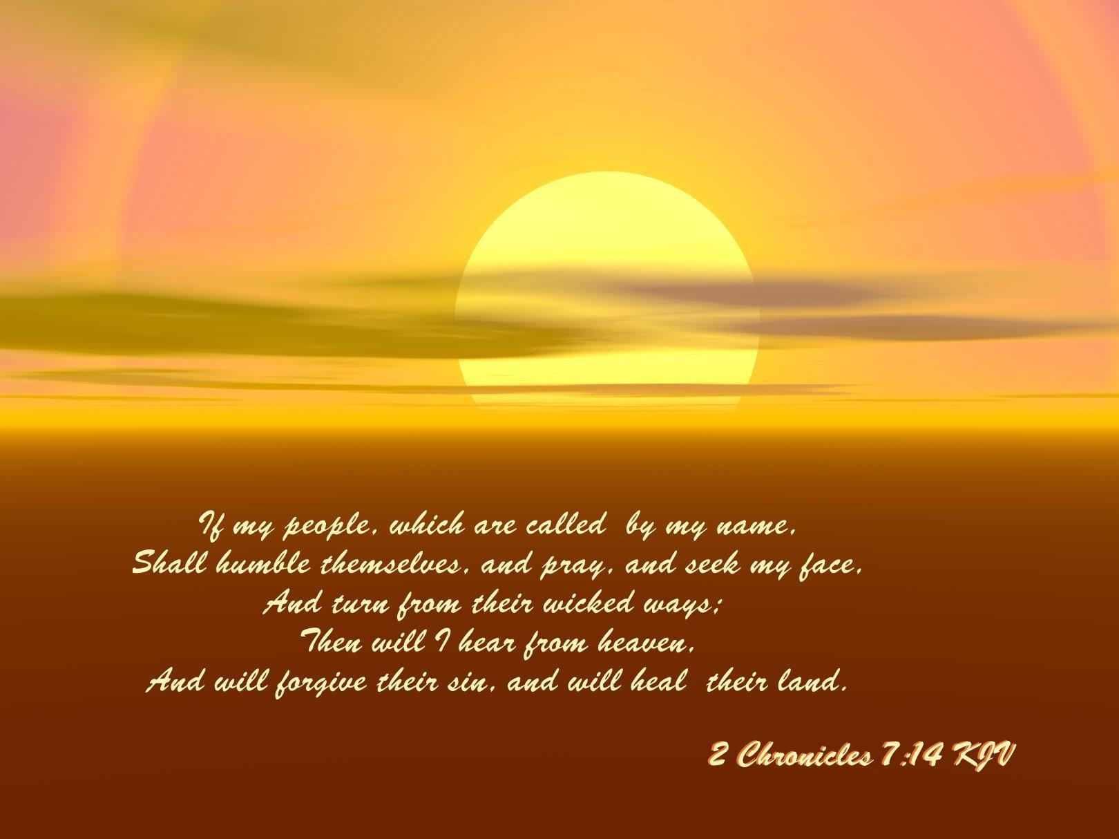 Free Christian Clip Art 2 Chronicles 7 14