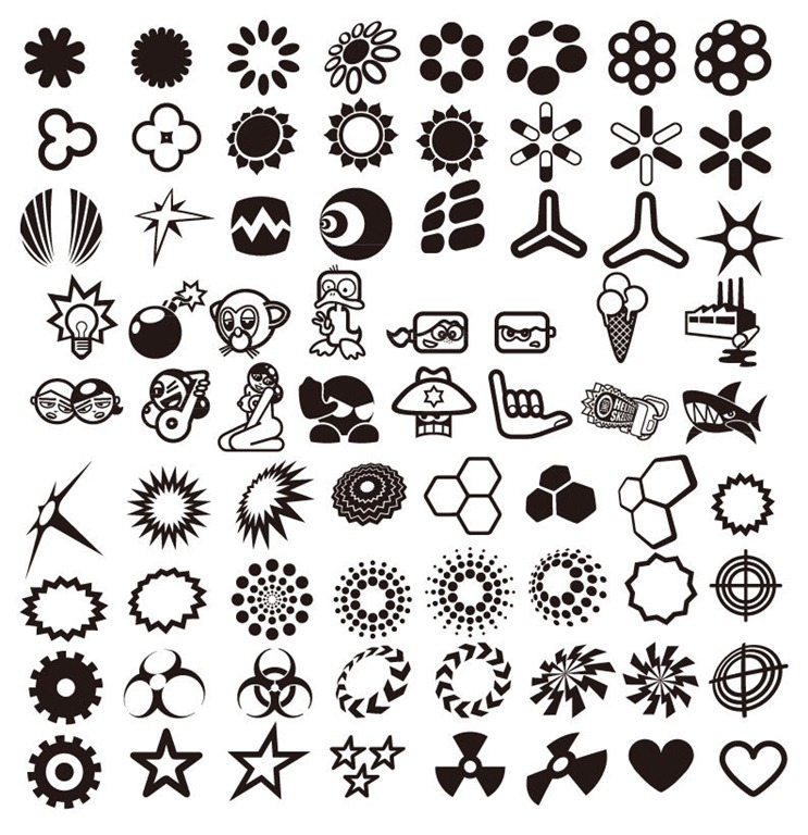 18 Vector Design Elements Images