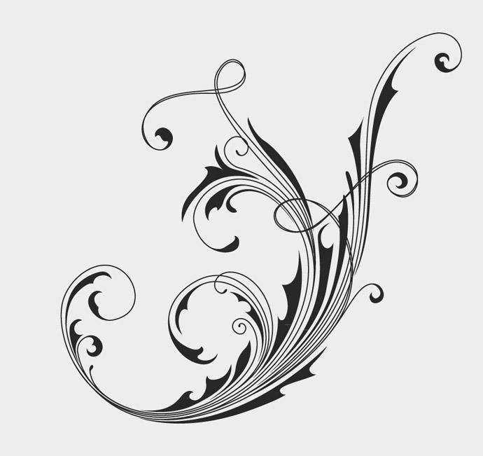Free Vector Swirls