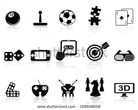 Fun Game Icons