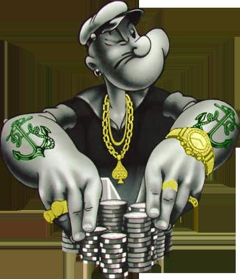 14 Gangsta Suit PSD Images
