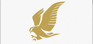 Gold Eagle Circle Logo